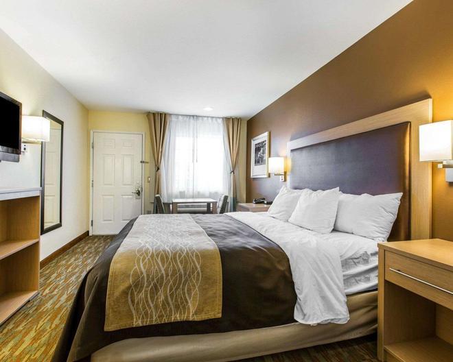 海灘/海濱區凱富酒店 - 聖塔克魯茲 - 聖克魯茲 - 臥室