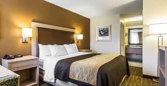 Comfort Inn Beach-Boardwalk Area - Santa Cruz - Habitación