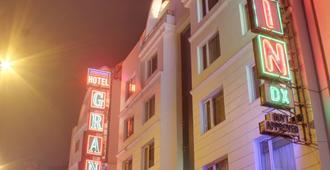Hotel Godwin Deluxe - Nova Deli - Edifício