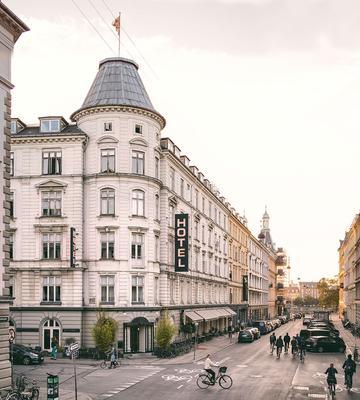 Ibsens Hotel - Copenaghen - Edificio