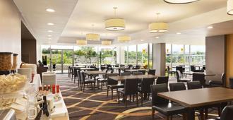 Travelodge Hotel Niagara Falls Fallsview - ניאגרה פולס - מסעדה