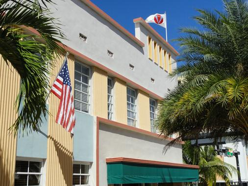 Viscay Hotel - Miami Beach - Building