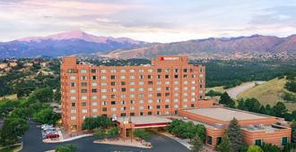 Colorado Springs Marriott - Colorado Springs - Building