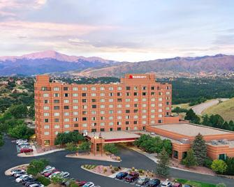 Colorado Springs Marriott - Колорадо Спрінгс - Building