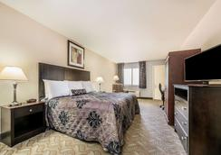Days Inn by Wyndham Bryan College Station - College Station - Bedroom