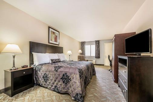 Days Inn by Wyndham Bryan College Station - College Station - Phòng ngủ