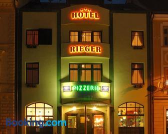 Hotel Rieger - Jičín - Edificio
