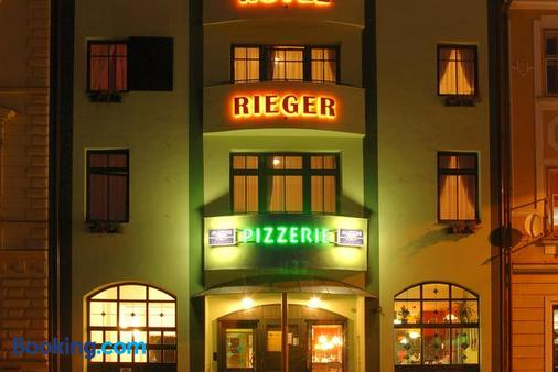 Hotel Rieger - Jičín - Building