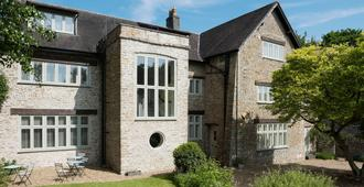 Old Parsonage House - Frome - Building