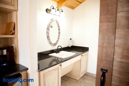 Bryce Canyon Villas - Cannonville - Bathroom