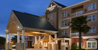 Country Inn & Suites by Radisson, Panama City Bch - Panama City Beach - Building