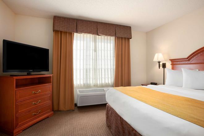 Country Inn & Suites by Radisson Northwood - Northwood - Bedroom
