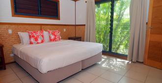 Island Magic Resort - Port Vila - Bedroom