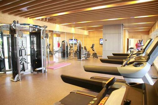 Chengdu Airport Hotel - Chengdu - Gym