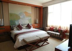 Chengdu Airport Hotel - Chengdu - Bedroom