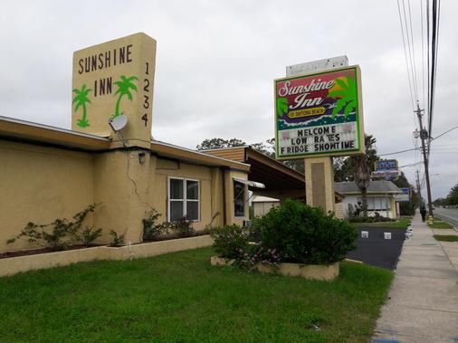 Sunshine Inn of Daytona Beach - Daytona Beach - Building