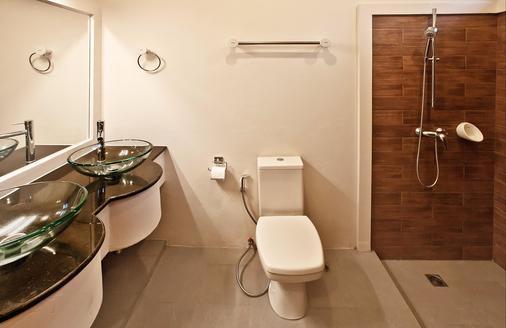 日落西山度假酒店 - 帕岸島 - 帕岸島 - 浴室
