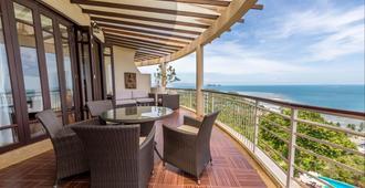 Sunset Hill Boutique Resort - Ko Pha Ngan - Balcony