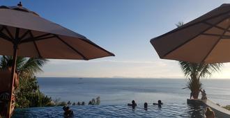 Sunset Hill Boutique Resort - Ko Pha Ngan - Playa
