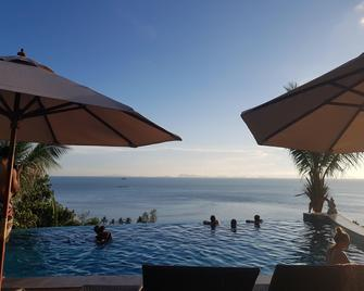 Sunset Hill Boutique Resort - Ko Pha Ngan - Strand