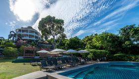 Sunset Hill Boutique Resort - Koh Phangan - Uima-allas