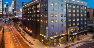 Element Minneapolis Downtown - Minneapólis - Edifício
