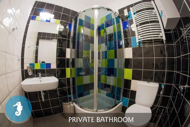 Atlantis Hostel - Krakow - Bathroom