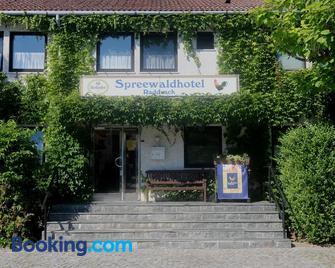 Spreewaldhotel Garni Raddusch - Фечау - Building