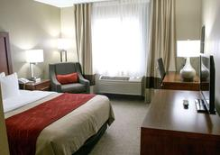 Comfort Inn Central University South - Ellensburg - Bedroom