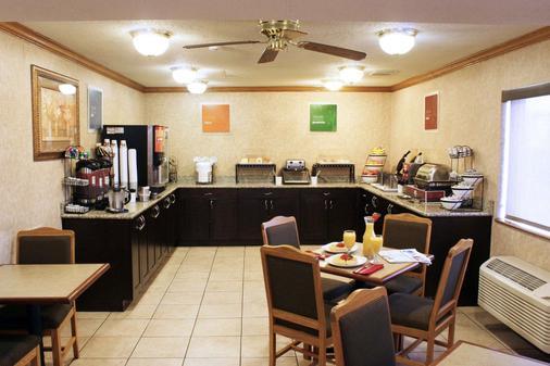 Comfort Inn Central University South - Ellensburg - Buffet