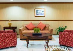 Comfort Inn and Suites Convention Center - North Charleston - Hành lang