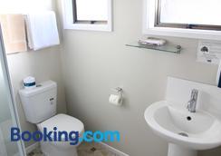 Coronation Court Motel - New Plymouth - Bathroom