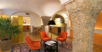 Altstadthotel Amadeus - Salzburg - Resepsjon