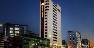 Hotel The Designers Hongdae - סיאול - חדר שינה