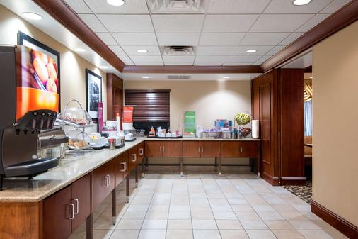 Hampton Inn Roanoke-Hollins/I-81 - Roanoke - Buffet