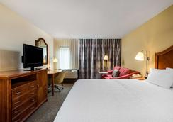 Hampton Inn Roanoke-Hollins/I-81 - Roanoke - Phòng ngủ