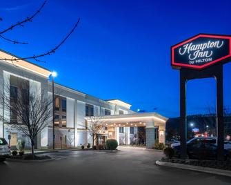 Hampton Inn Roanoke-Hollins/I-81 - Roanoke - Building