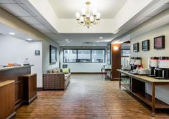Hampton Inn Roanoke-Hollins/I-81 - Roanoke - Hành lang