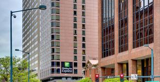 Holiday Inn Express Denver Downtown - Denver - Bygning