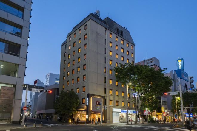 Hotel S-Plus Nagoya Sakae - Nagoya - Rakennus