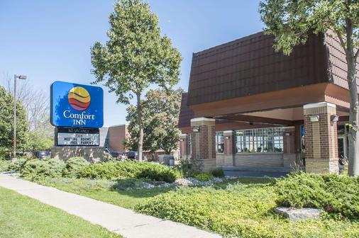 Comfort Inn Lundy's Lane - Niagara Falls - Toà nhà