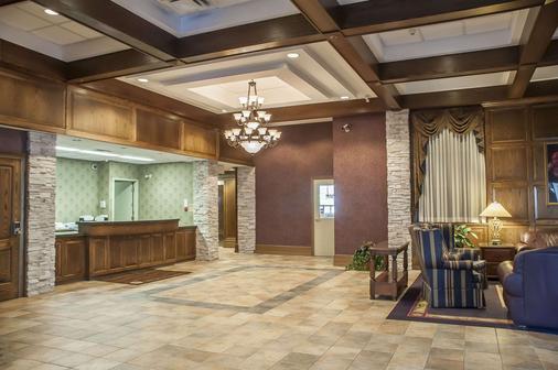 Comfort Inn Lundy's Lane - Niagara Falls - Front desk