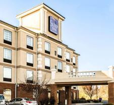 Sleep Inn and Suites Virginia Horse Center
