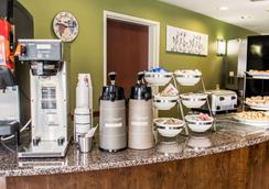 Sleep Inn and Suites Virginia Horse Center - Lexington - Restaurant
