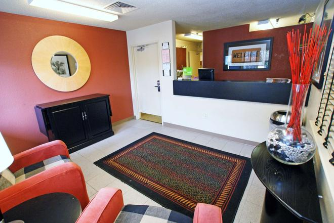 Extended Stay America - Chattanooga - Airport - Chattanooga - Vastaanotto