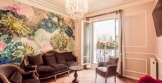 La Maison Gobert - Paris - Wohnzimmer