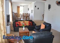 Auberge Paille en Queue - Flic en Flac - Living room