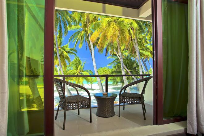 Kaani Beach Hotel - Maafushi - Balcony
