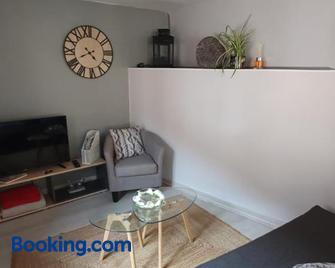 Le Petit Fleck - Haguenau - Living room