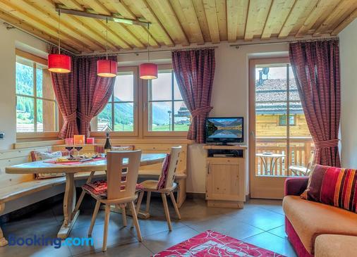 Chalet Nada - Livigno - Dining room